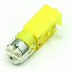 موتور گیربکس زرد